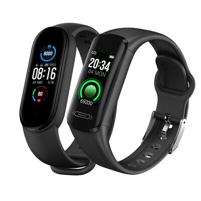 Xiaomi Mi Band 5 Smart Watch Bluetooth for Android IOS Fitness Tracker Band 6