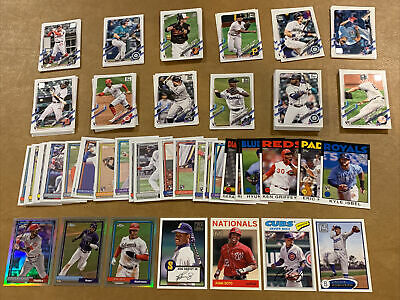 2021 Topps Update Rookies - Inserts - Parallels - You Pick