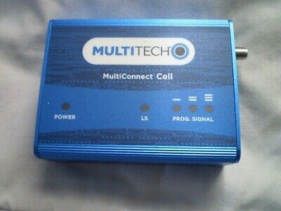 Multitech Multiconnect Cell Modem MTC-MAT1-B03 Enphase Energy with SIM card