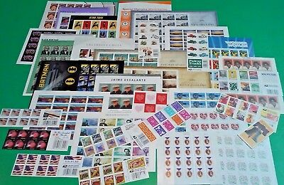 Mint 170 Assorted Mixed Designs FOREVER US PS Postage STAMPS- Current FV  83-30