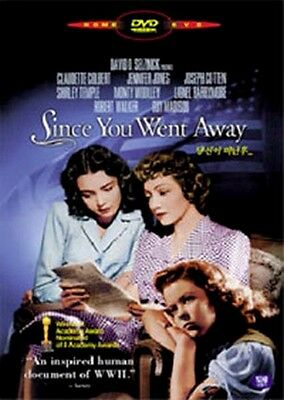 Since You Went Away 1944 New Sealed DVD Claudette Colbert