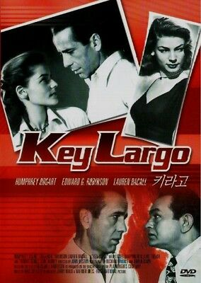 Key Largo 1948 Humphrey Bogart DVD FAST SHIPPING