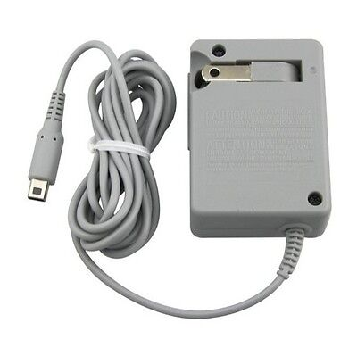 New AC Home Wall Charger for Nintendo 3DS DSi 2DS 3DS XL or DSi XL Systems