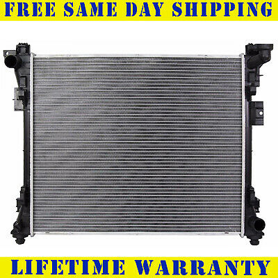 Radiator For 2008-2016 Dodge Grand Caravan Chrysler Town - Country Fast Shipping