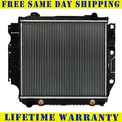 Radiator For Jeep Fits Wrangler 2-4 2-5 4-0 4-2 L4 4Cyl V6 6Cyl 1682