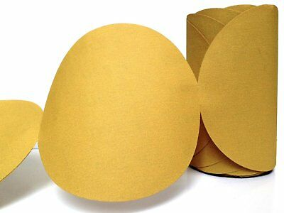 SANDING DISC Sandpaper Roll PSA Sticky Back 5 or 6 Grit 40 - 800