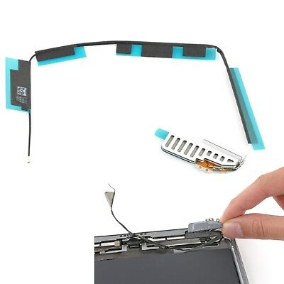 For iPad Air Wifi Antenna Flex Cable Replacement With Adhesive A1474 A1475 - 76