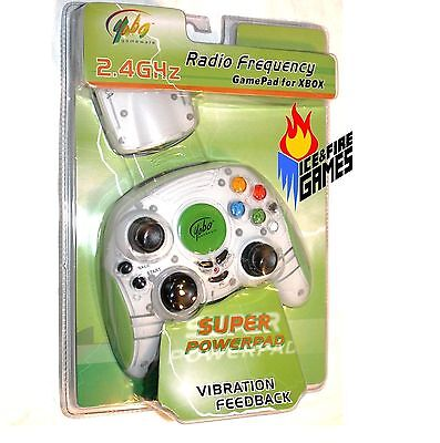 New Wireless Controller for the Original Microsoft Xbox - 2-4 GHZ