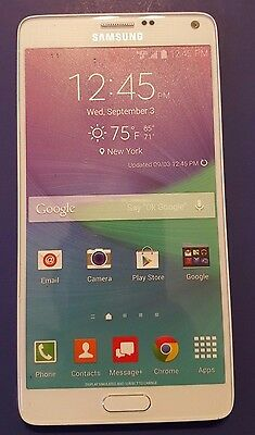 New  Samsung Galaxy Note 4 Non-working Display Phone Dummy Fake Toy