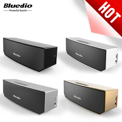 Bluedio BS-3 Bluetooth Wireless Stereo Speakers Portable Outdoor SpeakersPCIOS