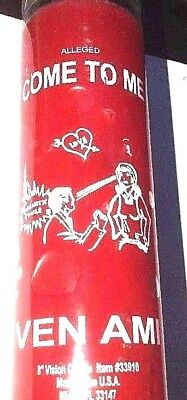 Come to Me 7 Day Jar Candle - Attract the Love You Desire Dress Anoint NEW RED