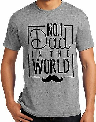 Awesome Fathers Day Shirt Dad T-shirt BRAND NEW -FREE SHIPPING- Mens Large