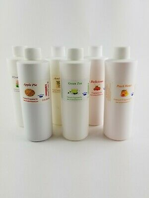 Fragrance Oils Sensual Scents 8 Oz for Candles and Diffusers-
