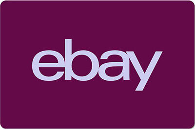 200 eBay Gift Card - One card  so many options-  Email delivery