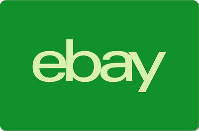 75 eBay Gift Card - One card  so many options-  Email delivery