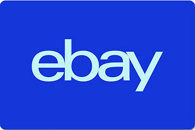 50 eBay Gift Card - One card  so many options- Email delivery