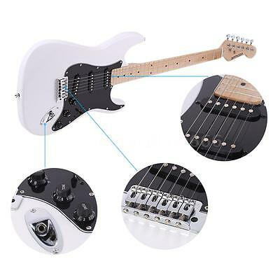 Professional 38 Electric Guitar 3 Ply Pickguard 5-Way Pickup Selector C7A4
