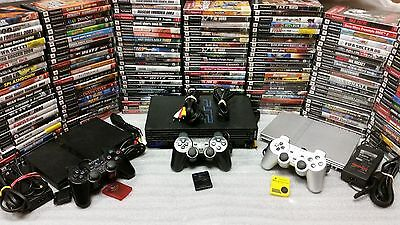Ps2 Playstation 2 games Hundreds of games available 1 combined shipping