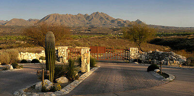 ARIZONA LAND 4-5 ACRES WITH WATER GAS ELECTRIC SEWER GATED -VIEWS
