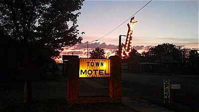 Small Kansas Motel with Owners House - 69000 Negotiable - Possible Financing