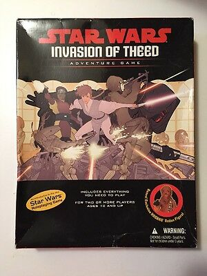 Star Wars Invasion of Theed Adventure Roleplaying Game d20 Wizards 2000 wFigure