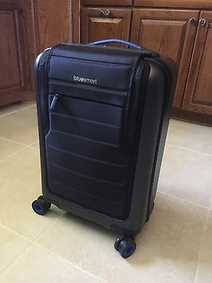 Bluesmart Carry On Smart Luggage FREE Shipping