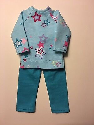 Fits American Girl Wellie Wishers Doll Clothes Outfit Handmade Pants Top New