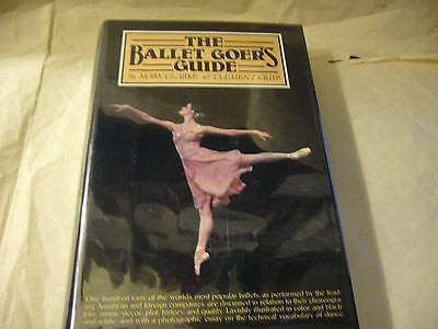 The Ballet Goers Guide by Mary Clarke - Clement Crisp Hardback Book