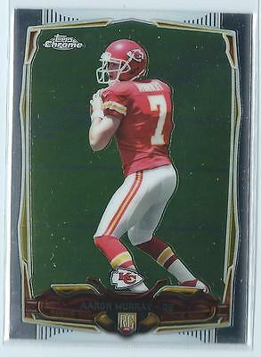 2014 Topps Chrome Mini RC Rookie LOT x15 129  -  AARON MURRAY