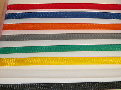 PREMIUM BRAIDED EXPANDABLE FLEX SLEEVE WIRING HARNESS LOOM FLEXABLE WIRE