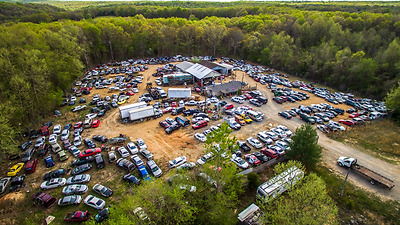 Auto Salvage Recycling yard Commercial Industrial property Business For sale TN