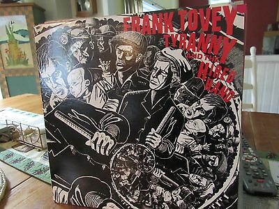 FRANK TOVEY TYRANNY AND THE HIRED HAND RESTLESS VINYL LP RECORD