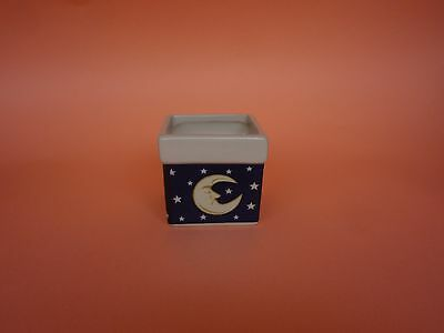 Moon ceramic- can use as a votive candle holder or little collection jar-