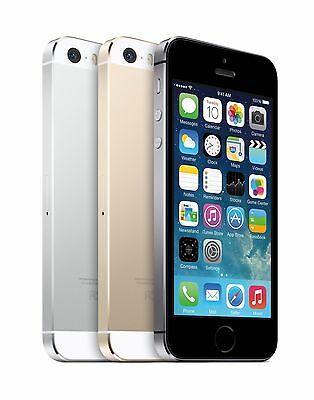 Apple iPhone 5s Smartphone 16GB Choose AT-T or GSM Unlocked Gold Black 4g