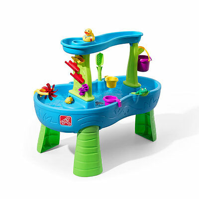 Step2 Rain Showers Splash Pond Water Table Kids Water Table