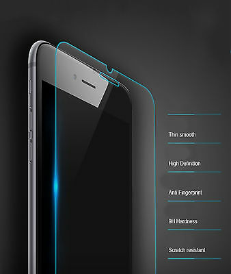 For iPhone 7  For iPhone 7 Plus Tempered GLASS Screen Protector Bubble Free