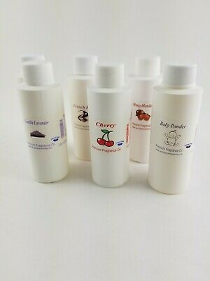 Fragrance Oils Sensual Scents 4 Oz for Candles and Diffusers-