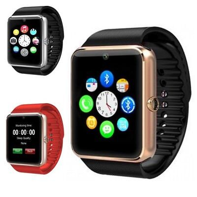 Smart Watch Bluetooth Sim Phone Slot Card NFC Wrist Watch All Smart Phones