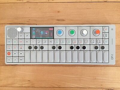 Teenage Engineering OP-1 Keyboard Synthesizer
