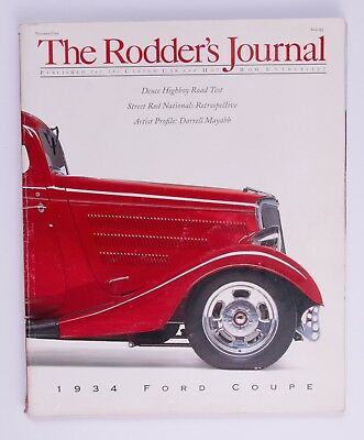The Rodders Journal Issues 1 2 3 4 5 6 7 8 9