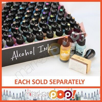 Tim Holtz Adirondack Alcohol Ink 0-5oz Collection