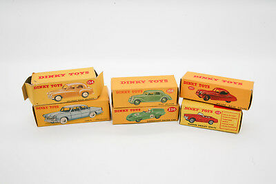 Lot of 11 Vintage  Dinky Toy boxs Dinky Super Toy