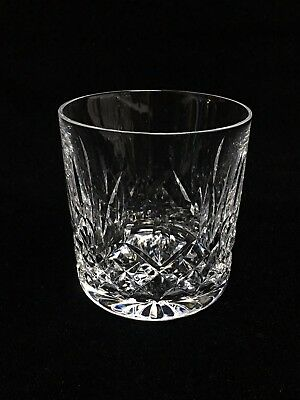 Waterford Crystal Lismore Old Fashioned Glass Tumbler 9 oz 3 38