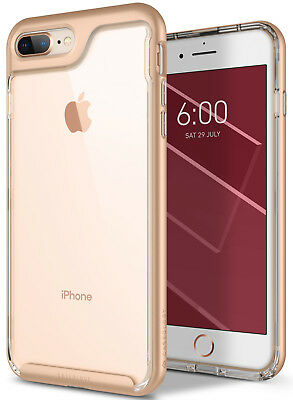 Apple iPhone 8  8 Plus Caseology® SKYFALL Shockproof Clear Hard Case Cover