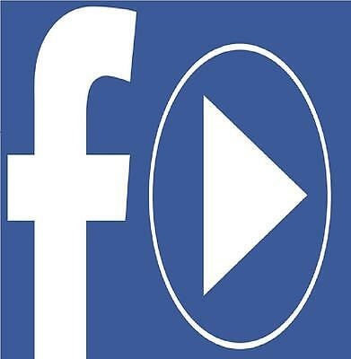 2000 Facebook-Video-Views  HQ - 100 Safe  Socail Media Services