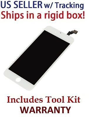 OEM White LCD Display-Touch Screen Digitizer Assembly Replacement for iPhone 6