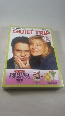Guilt Trip DVD Target Mothers Day Exclusive Brand New Sealed Streisand Rogen