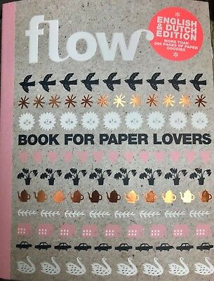 Flow Book For Paper Lovers Issue 5 FLOW BOOK FOR PAPER LOVERS COLLECTIBLE ISSUE