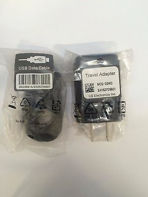 NEW OEM LG Micro USB Charger 40 cord