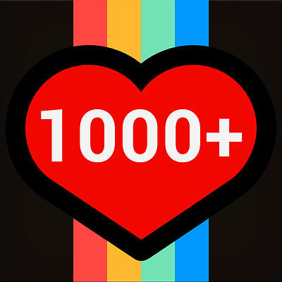 1000 Instagram-Post-Likes  High Quality Safe - Instant  Social Media Services